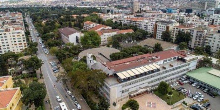 Rektörlük Binası ve ekleri kültür mirası oldu