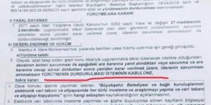"""""""AKP'liler ya korkuyorlar ya da daha başka gizli çıkar ilişkileri var"""""""