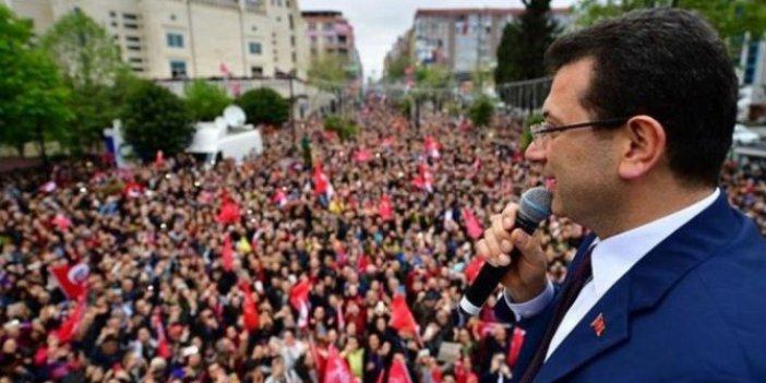 Maltepe'deki mitinge kaç kişi katıldı?