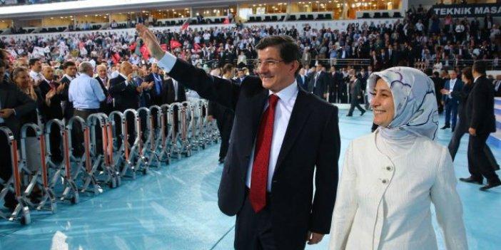 Ahmet Davutoğlu'na büyük şok!
