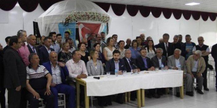 İYİ Parti İzmir'den Aydın ve Dervişoğlu isyanı