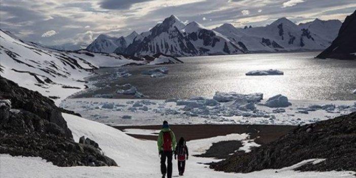 """""""Dünyanın geçmişi Antarktika'da gizli"""""""