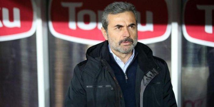 Aykut Kocaman'dan Galatasaray açıklaması