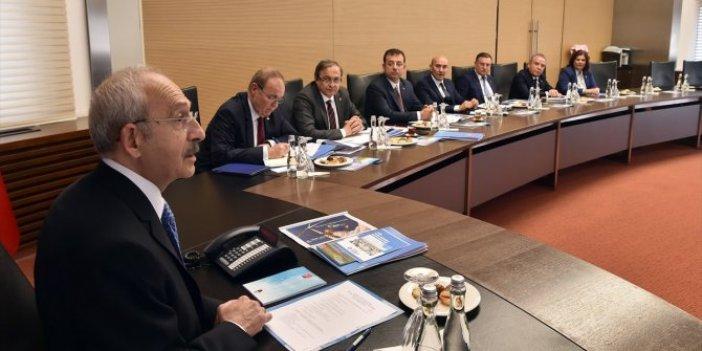 Kılıçdaroğlu'ndan büyükşehir belediye başkanlarına talimat!