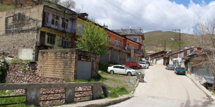 Elazığ Maden'de 510 ev ve iş yeri tahliye ediliyor
