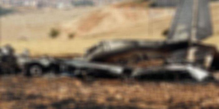 Rusya'da uçak düştü: 2 mürettebat öldü