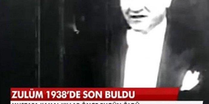 """Başsavcılıktan, Akit TV'nin """"Atatürk'e hakaret"""" davasında beraat kararına itiraz"""