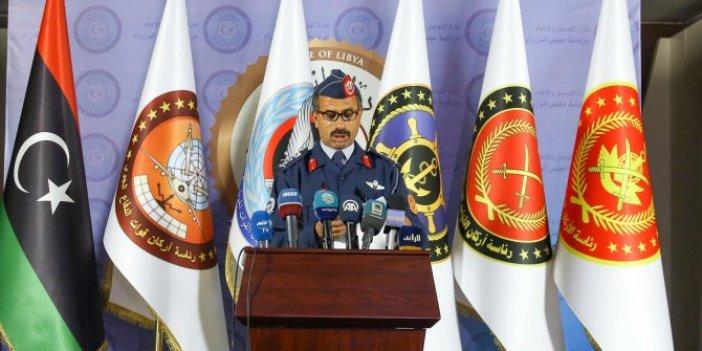 Libya Hükümeti'nden BM'ye tepki