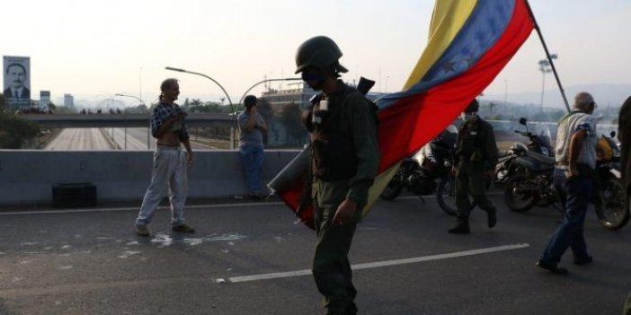 """Pompeo: """"Venezuela'ya askeri müdahale ihtimal dahilinde"""""""