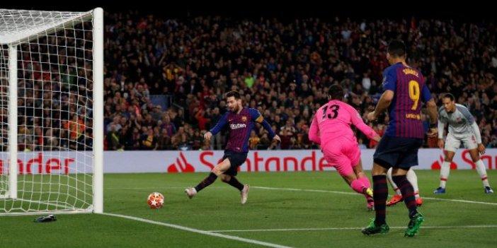 Barcelona Liverpool 3-0 (Maç özeti)