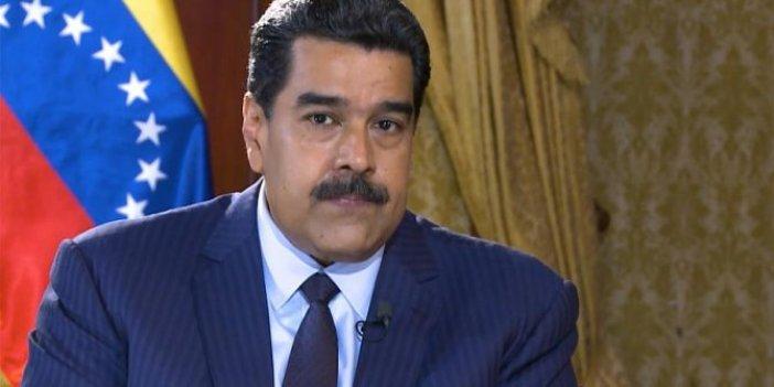 Maduro: Darbe girişimini Beyaz Saray yönetti