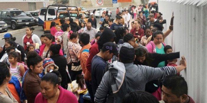 Trump göçmenler için 4,5 milyar dolar istedi