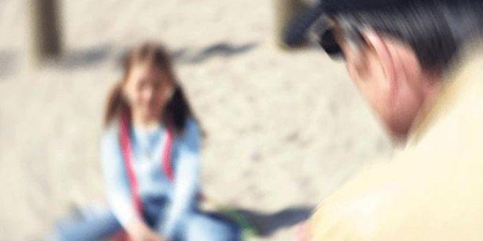 Çocuk parkında kız çocuğuna taciz!