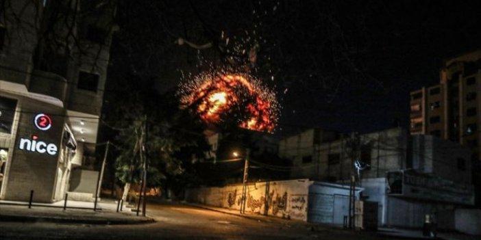 ABD'den İsrail'in saldırılarına destek