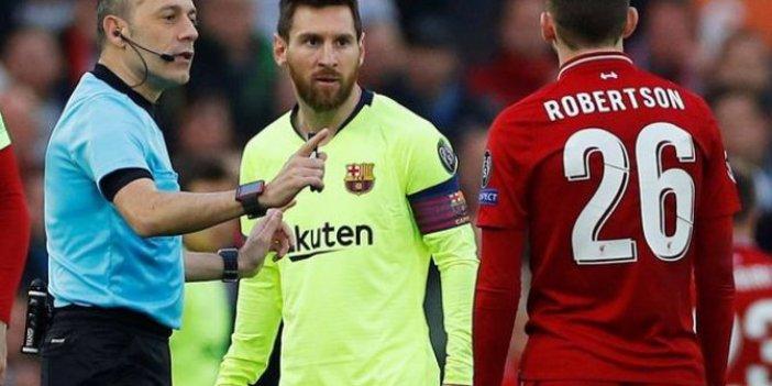 Liverpool - Barcelona 4-0 (Maç özeti)