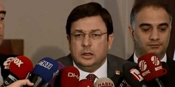 CHP'den YSK'ya seçim iptali başvurusu
