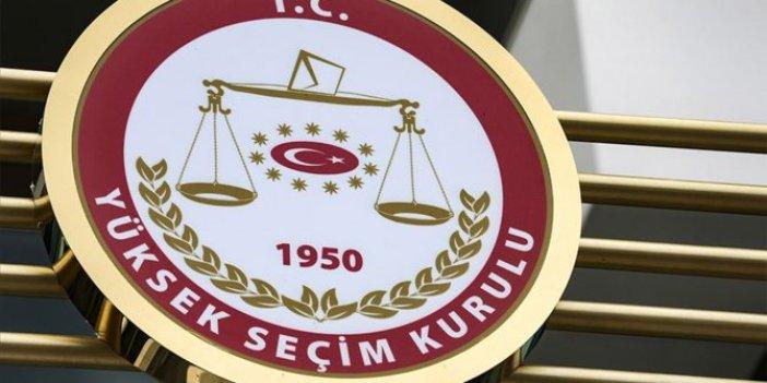 YSK, CHP'nin itirazı üzerine toplandı