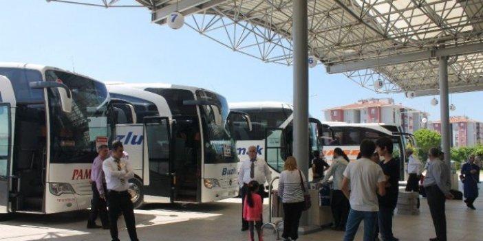 Türkiye Otobüsçüler Federasyonu'ndan 23 Haziran kararı