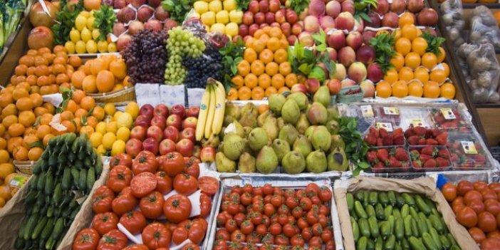 Küresel gıda fiyatları son 1 yılın zirvesinde