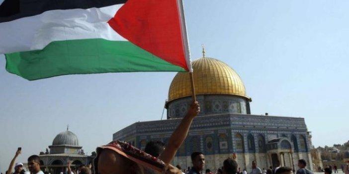 Filistinli gruplardan Gazze'de grev çağrısı