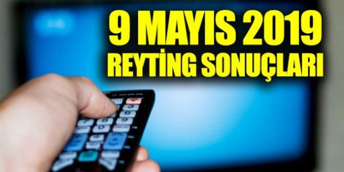 9 Mayıs Perşembe reyting sonuçları açıklandı