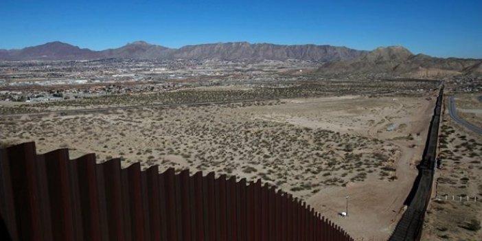 ABD, Meksika duvarı için fon kullanacak