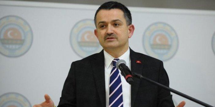 TÜİK'in verileri Pakdemirli'yi yalanladı