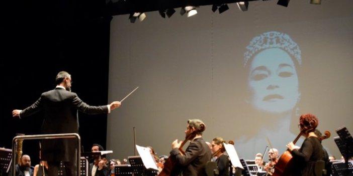 Leyla Gencer, 'Gala Konser' ile anıldı