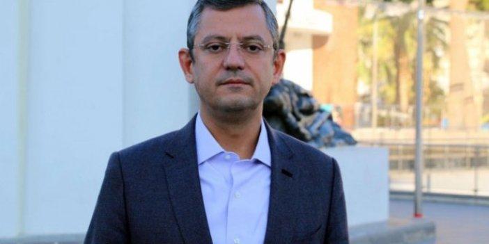 """Özgür Özel: """"Asgari ücret Saray'da 23 saniyede eriyor"""""""
