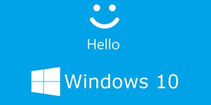 Microsoft, Windows 10 ile şifrelere veda edecek!