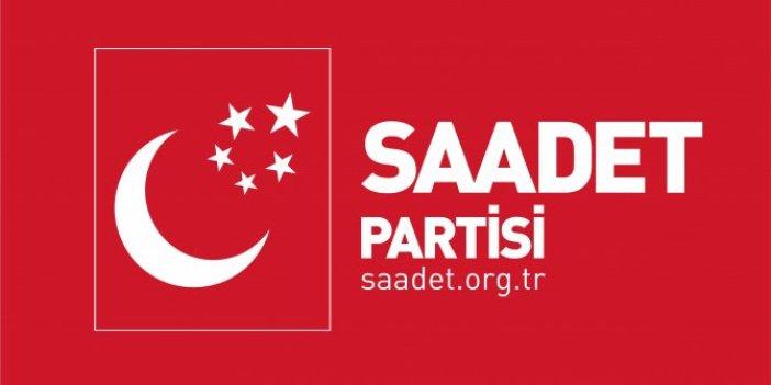 Saadet Partisi'nin yeni parti sözcüsü belli oldu