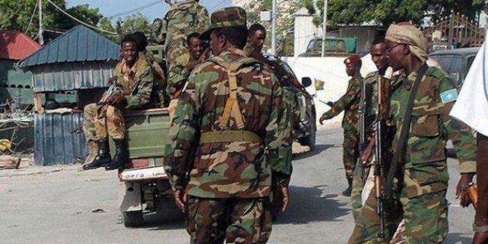 Somali'de patlama: 4 kişi hayatını kaybetti