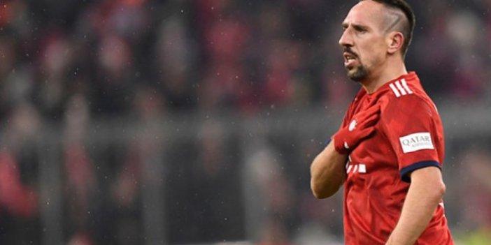 Franck Ribery'den Galalatasaray'a mesaj