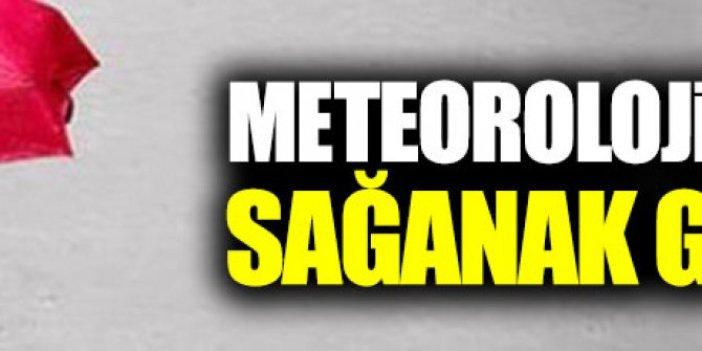 Meteoroloji'den sağanak ve gök gürültülü yağış uyarısı