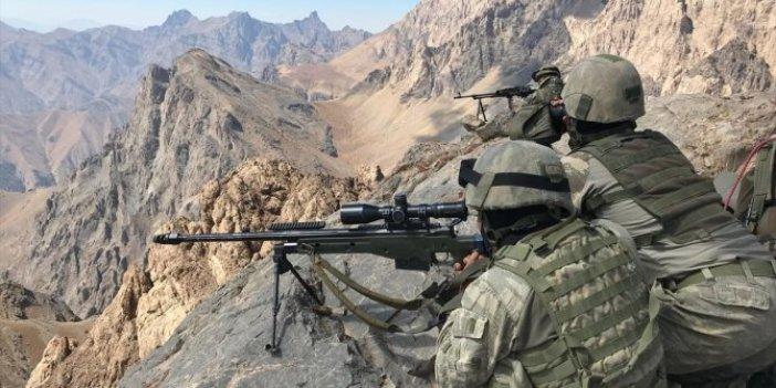 Siirt'te PKK operasyonu: 3 terörist öldürüldü