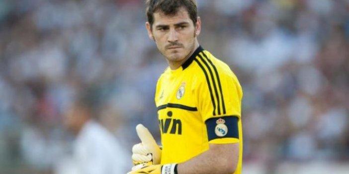 İspanyol kaleci Casillas veda etti