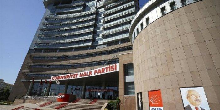CHP'den seçmen verilerinin çalınmasıyla ilgili başvuru