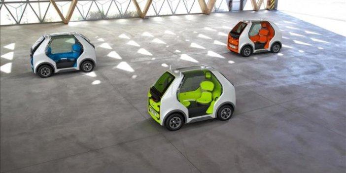Renault geleceğin kargo aracını tanıttı