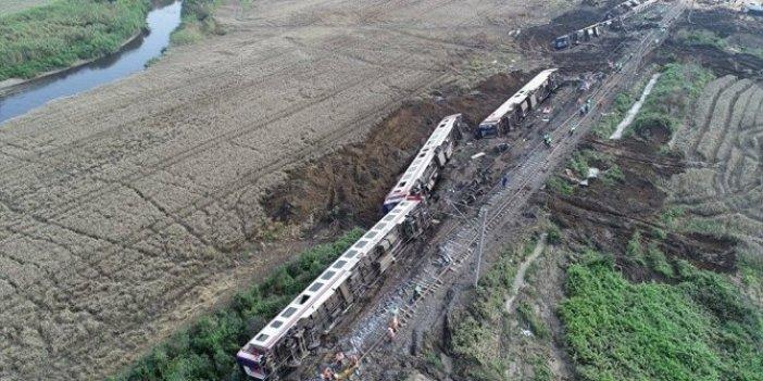 """Tren faciası mağduru ailelere: """"Daha gençsiniz, yine yaparsınız"""""""