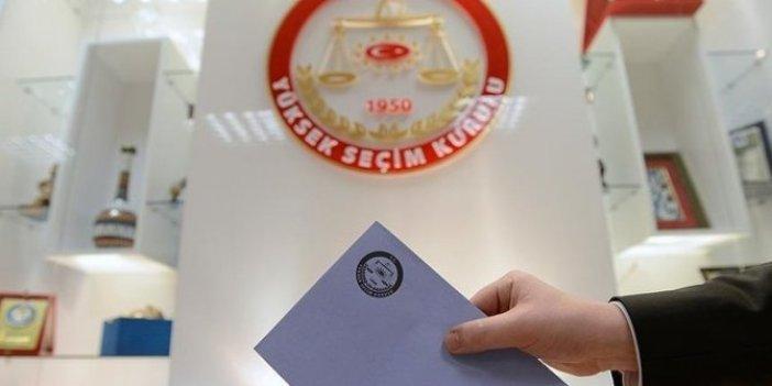 """İYİ Parti ve CHP'den YSK'ya tepki: """"Kafalar karışsın diye..."""""""