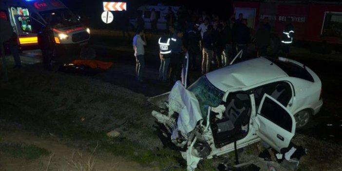 Tokat'ta trafik kazası: 2 polis şehit