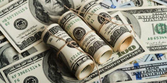 Swap hamlesi doları yükseltti!