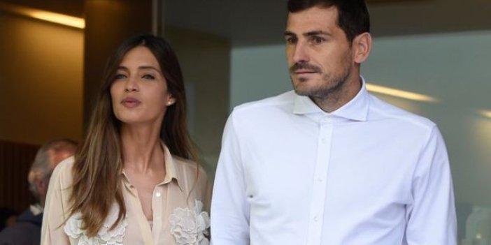 Kalp krizi geçiren Casillas'a eşinden kötü haber