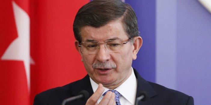 AKP'den Davutoğlu açıklaması!