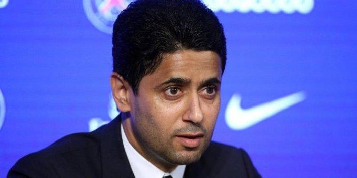 PSG'nin Katarlı patronuna rüşvet suçlaması