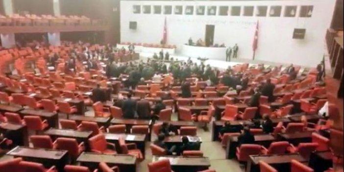 YSK'nın gerekçeli kararı, Meclis'te gerginliğe neden oldu