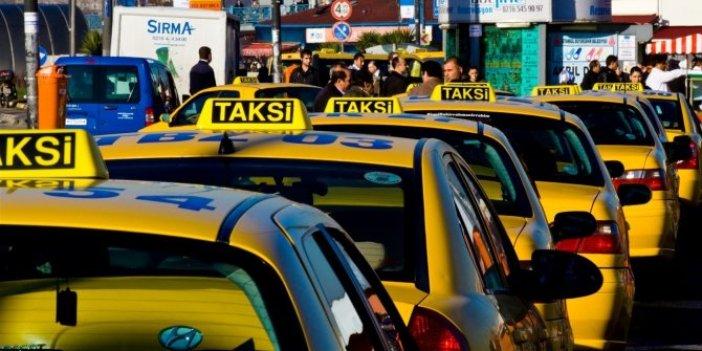 Seçimlerden sonra taksi ücretlerine zam!