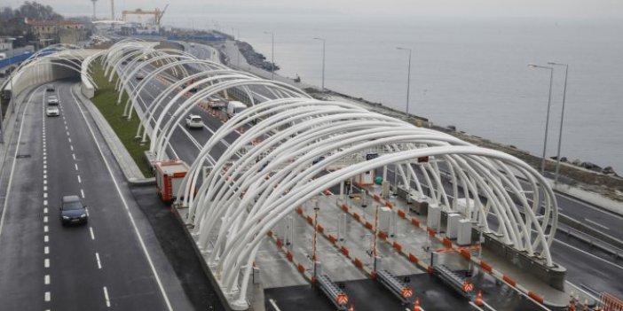 Tünellere verilen garantinin faturası yine vatandaşa kesildi!