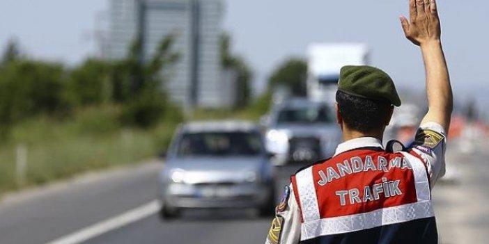 Ramazan Bayramı'nda 24 saat trafik denetimi