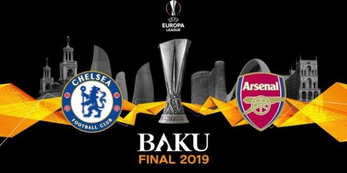 Arsenal-Chelsea Avrupa Ligi Finali saat kaçta hangi kanalda yayınlanacak?